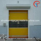 産業柔らかいPVC高性能のトラフィックのドア(ST-001)
