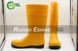 Ботинки дождя безопасности высокого качества