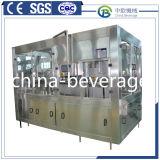 Machine recouvrante remplissante automatique de lavage des bouteilles de machine de remplissage de bouteilles d'animal familier