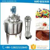 Máquina de hacer chocolate sanitario de cosméticos de alta velocidad del depósito de homogeneizador