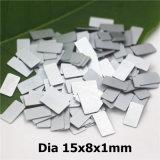 Permanenter gesinterter seltener Earthe Neodym NdFeB Platten-Magnet N35