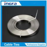 Courroies lourdes en métal d'acier inoxydable dans l'industrie chimique 0.76X19mm