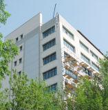 Tablilla de anuncios fuerte al aire libre de PE/PVDF/el panel compuesto de aluminio (ACP)