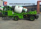1.8 Kubikmeter-Betonmischer-LKW mit 65kw Quanchai Motor