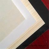 Los muebles y armarios de madera contrachapada de grado de PVC de melamina enfrenta