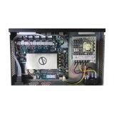 100/1000tranquila do ventilador m Adaptive RJ45 do roteador de rede WiFi Mini PC