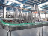 Linea di produzione della spremuta e delle acque in bottiglia