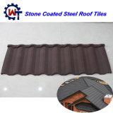 Mattonelle di tetto d'acciaio rivestite di pietra del Ghana