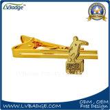 고품질 금에 의하여 도금되는 아연 합금 금속 동점 클립