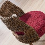 中国の家具の不足分のソファーの椅子の藤の椅子B03-13