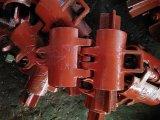 工場足場の鋳造のカプラーの鋼鉄管クランプ