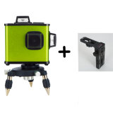 12 Line Green Laser Levels with Wall Magnet Bracket