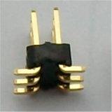 connecteur d'en-tête de Pin des chevilles SMT du lancement 2X3 de 2.0mm