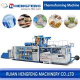 Automatische Cup Thermoforming Maschine mit Selbstablagefach