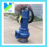 as/AV/Wq 하수 오물과 배수장치를 위한 잠수할 수 있는 원심 펌프