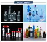 China hizo 6 de la cavidad de la máquina de soplado de preformas para botella de plástico para agua, leche, jugos, bebidas