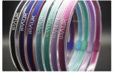 Oito Headbands antiderrapantes do esporte do silicone das cores