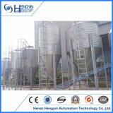 Geflügelzucht-landwirtschaftliche Maschine-Zufuhr-Silo durch galvanisierten Stahl