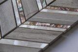 Новая мать конструкции 2017 плитки мозаики 300*300 мрамора смешивания перлы