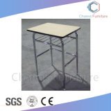 学校のプロジェクト(CAS-SD1838)のための木の調節可能な1.2m学生の机