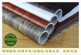 PVC Woodgrain feuille de film de meubles de chêne blanc