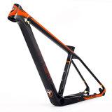 15,5 pulgadas de 16,5 pulgadas de 17,5 pulgadas carbono Bicicleta de Montaña el bastidor con 27,5er MTB