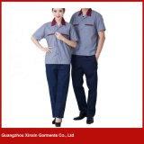 Vestuários do trabalho da segurança da manufatura com seu próprio bordado do logotipo (W192)
