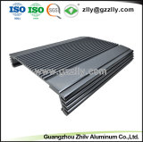 Venta directa de fábrica de extrusión de aluminio para disipador de calor