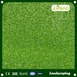 Hierba artificial del resorte fresco de tres colores con precio asombrosamente