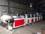 Machine d'impression de Flexo du sac de papier, cuvette de papier (ZB) dans la ligne