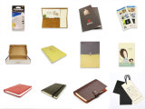 Costura hilos libro de tapa dura impresión de libros personalizados