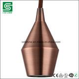 Lampholder формы диаманта гнезда светильника металла сбор винограда Colshine E27/E26