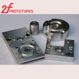 Rápido de aluminio prototipo con el servicio de fabricación de piezas mecánicas de Metal