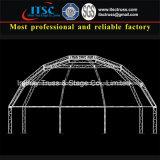 Telhado de alumínio Trinidad And Tobago da estrutura da abóbada do fardo