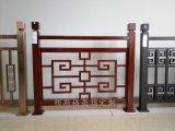 담 포스트를 위한 건축재료 Gi에 의하여 직류 전기를 통하는 직사각형 강관