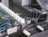 고속 Dzh 수평한 판지 상자 포장 기계