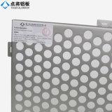 中国の工場販売によってカスタマイズされるアルミニウム穴があいたシート