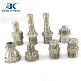 高品質OEMは真鍮およびアルミニウムCNCの機械化の部品をカスタマイズする