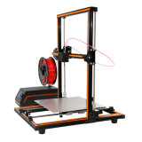Anet 높은 정밀도 알루미늄 디지털 Fdm 2 바탕 화면 DIY 3D 인쇄