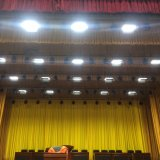 200W LED Panel-Fotographien-Kamera-Studio-videofilm-zweifarbiges Licht mit Barndoor