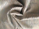 Tela de materia textil tejida del telar jacquar del sofá de la cortina del poliester para el estilo de la manera