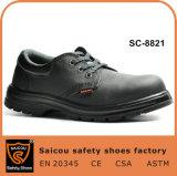 Удар высокого качества - упорные стальные ботинки безопасности крышки пальца ноги