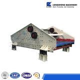 スクリーン分離器を排水する採鉱設備のテーリング