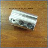 Чонсервные банкы металла заварки пятна частей высокого качества подвергая механической обработке с покрытием силы красным