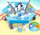 Giocattolo del ghiaccio della rottura del gioco della presa del pinguino per i capretti