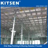 El aluminio sistema de encofrado monolítico edificio alto