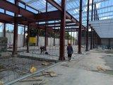Edificio estructural de acero prefabricado del supermercado con el mejor diseño