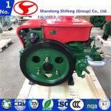 중국 4 치기 단 하나 실린더 농업 새로운 디자인 또는 최신 인기 상품 또는 Handcranking 물 냉각되는 디젤 엔진