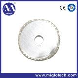 주문을 받아서 만들어진 고품질 슬롯 회전 숫돌 (GW-100020)
