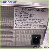 Zahnmedizinische 0.8L Digital Ultraschallschmucksache-Brille-Uhr-Reinigungs-Maschine Hesperus des reinigungsmittel-SUS304 Ultraschalldes reinigungsmittel-35W 40kHz 220V